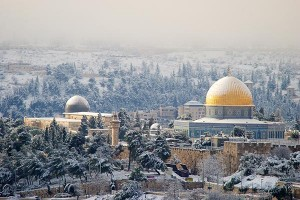 Planning for Winter Vacation in Israel